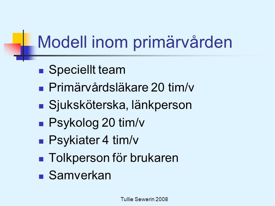 Modell inom primärvården