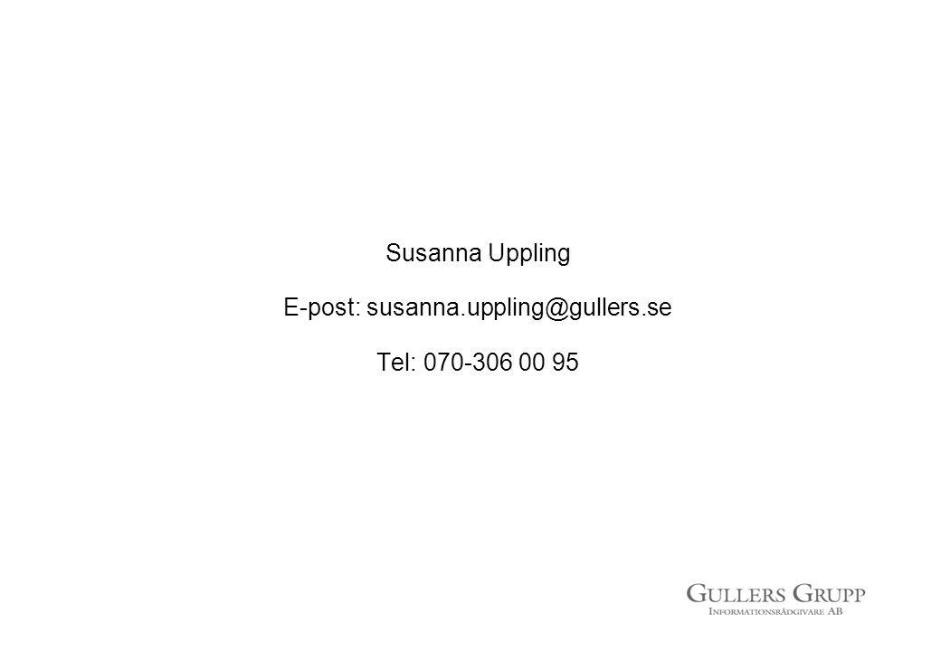 E-post: susanna.uppling@gullers.se