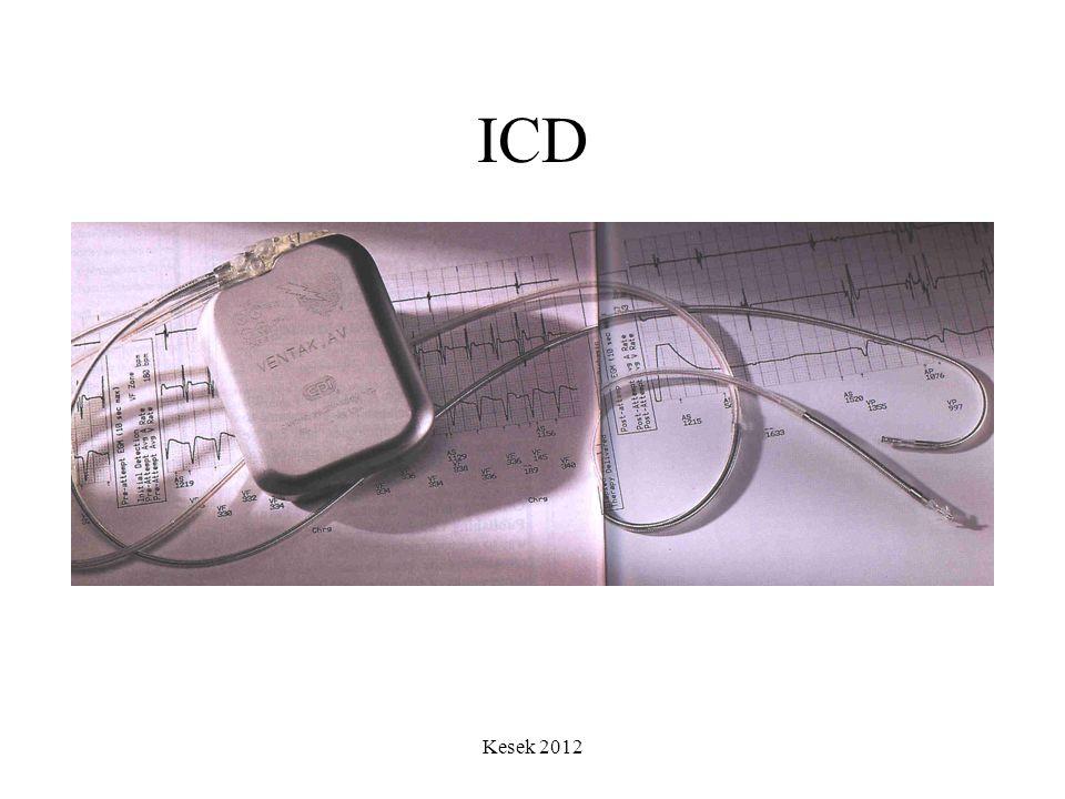 ICD Kesek 2012