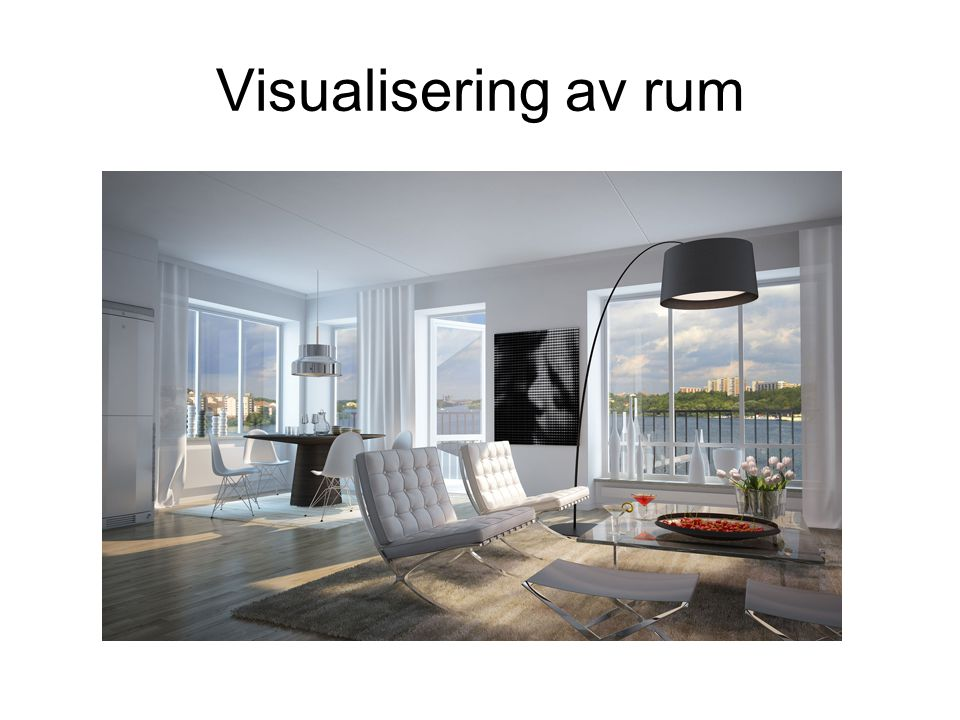 Visualisering av rum