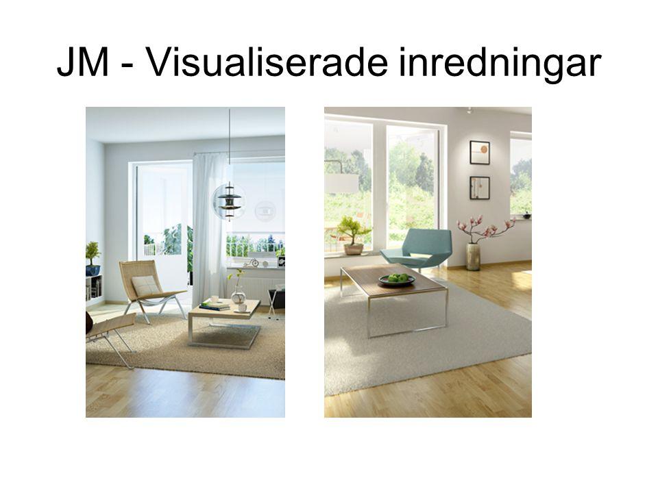 JM - Visualiserade inredningar