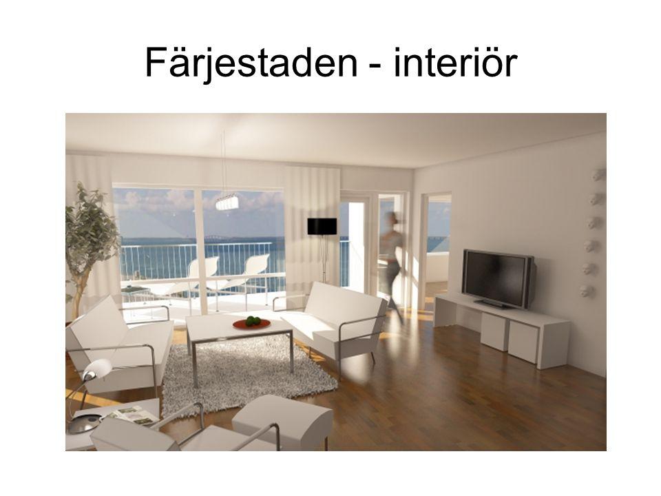 Färjestaden - interiör