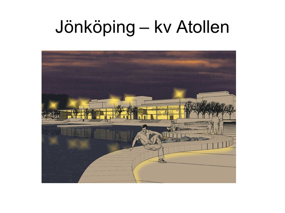 Jönköping – kv Atollen