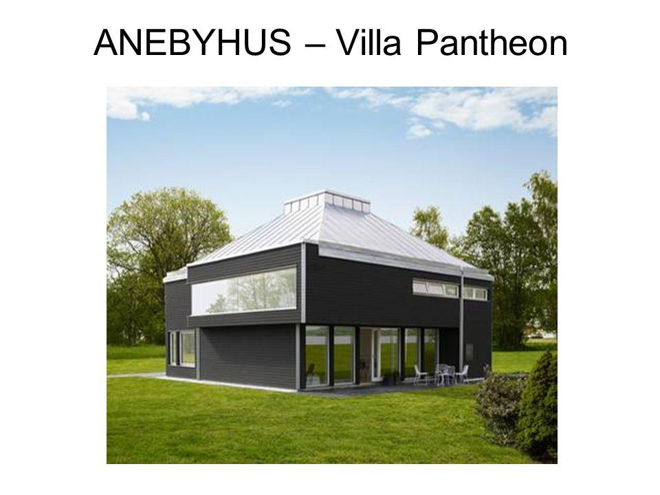 ANEBYHUS – Villa Pantheon