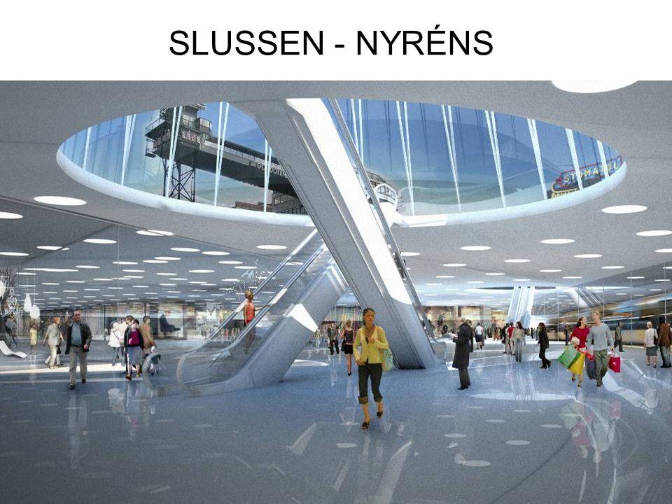 SLUSSEN - NYRÉNS