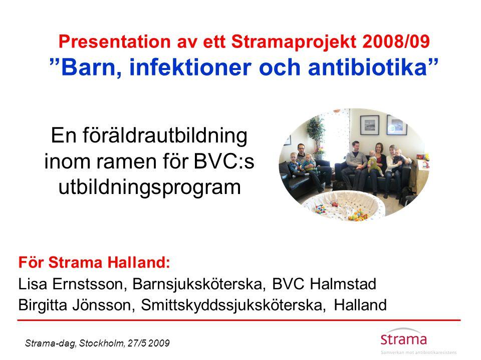 Barn, infektioner och antibiotika