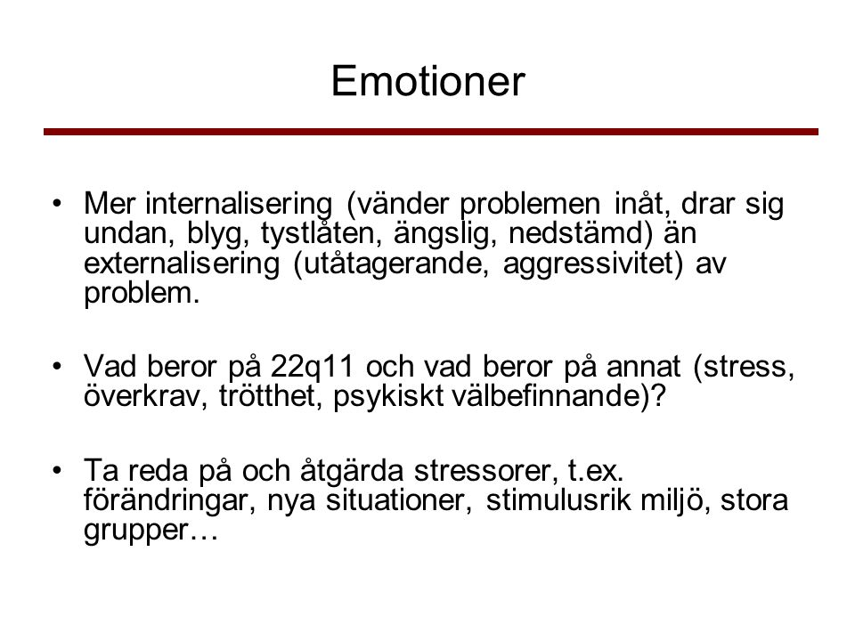 Emotioner