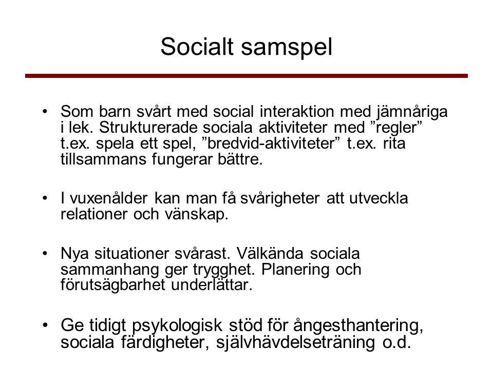 Socialt samspel