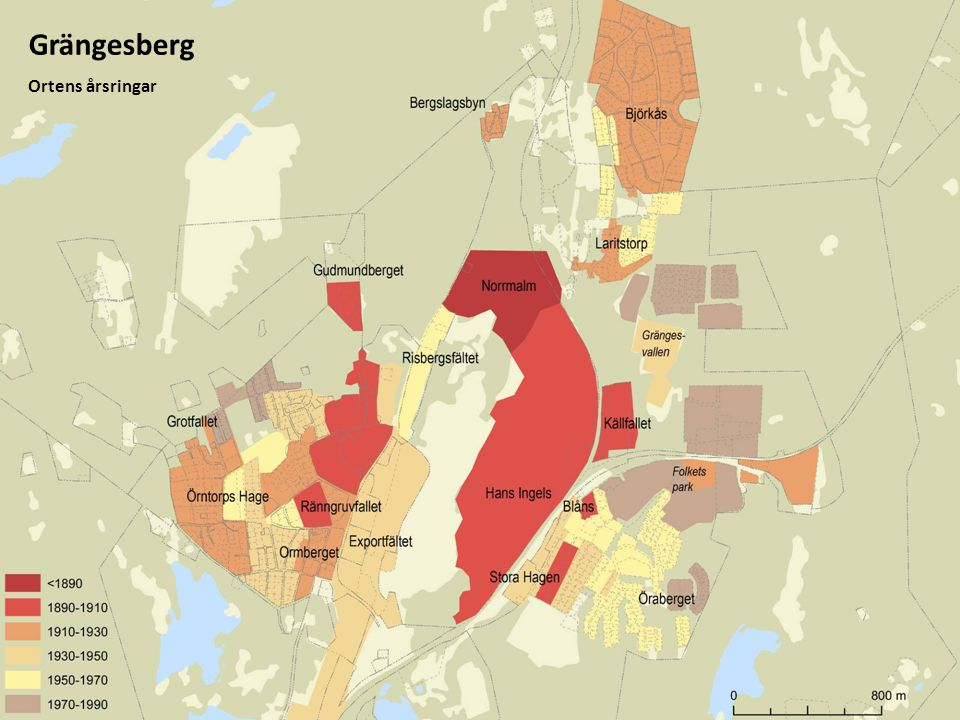 Grängesberg Ortens årsringar
