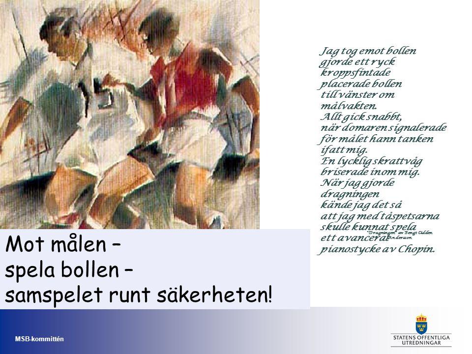 Dragningen av Bengt Cidden Andersson