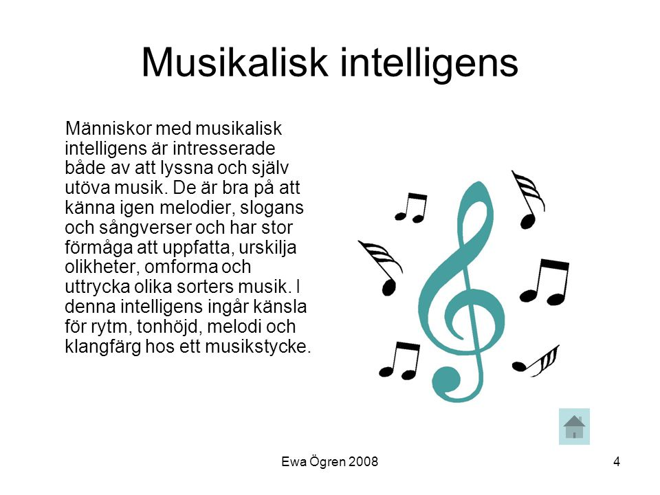 Musikalisk intelligens
