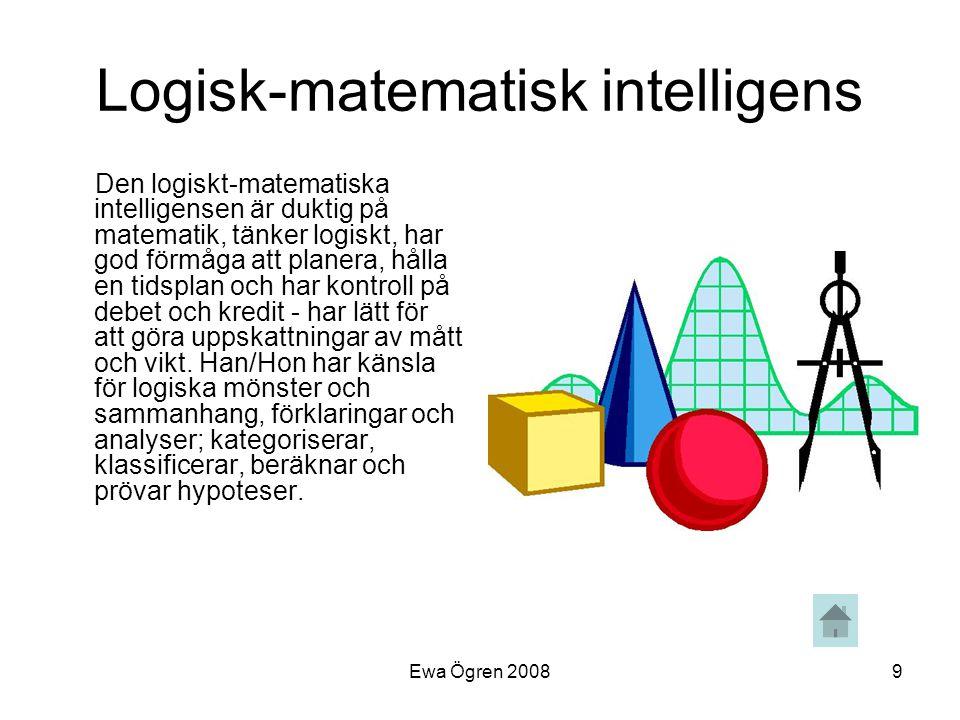 Logisk-matematisk intelligens
