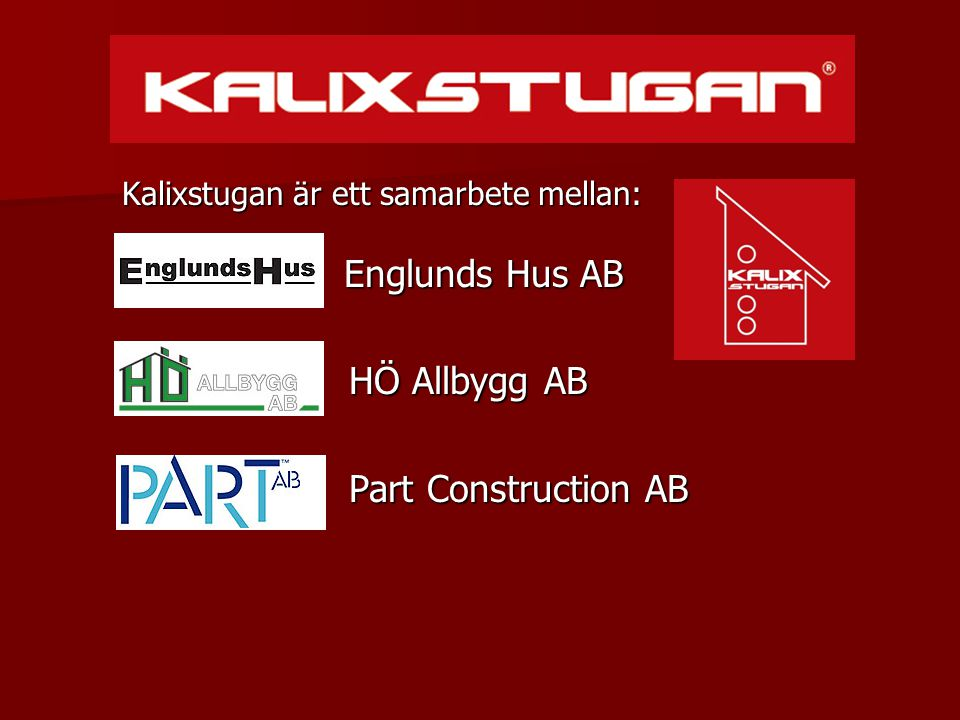 HÖ Allbygg AB Part Construction AB