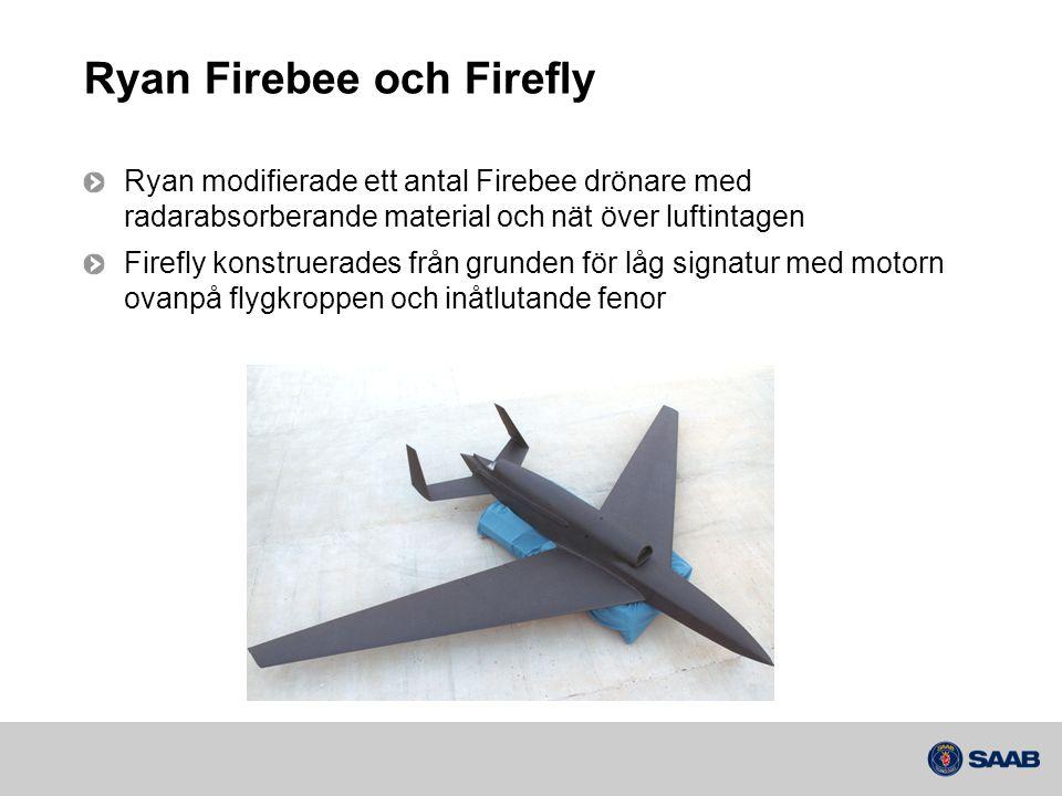 Ryan Firebee och Firefly