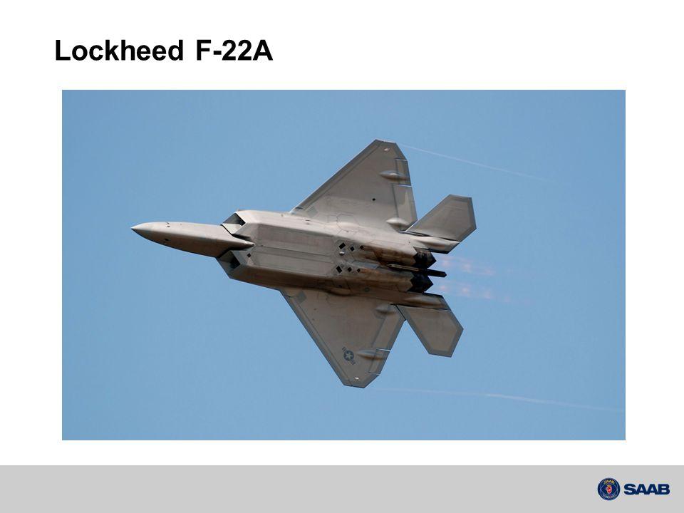 Lockheed F-22A