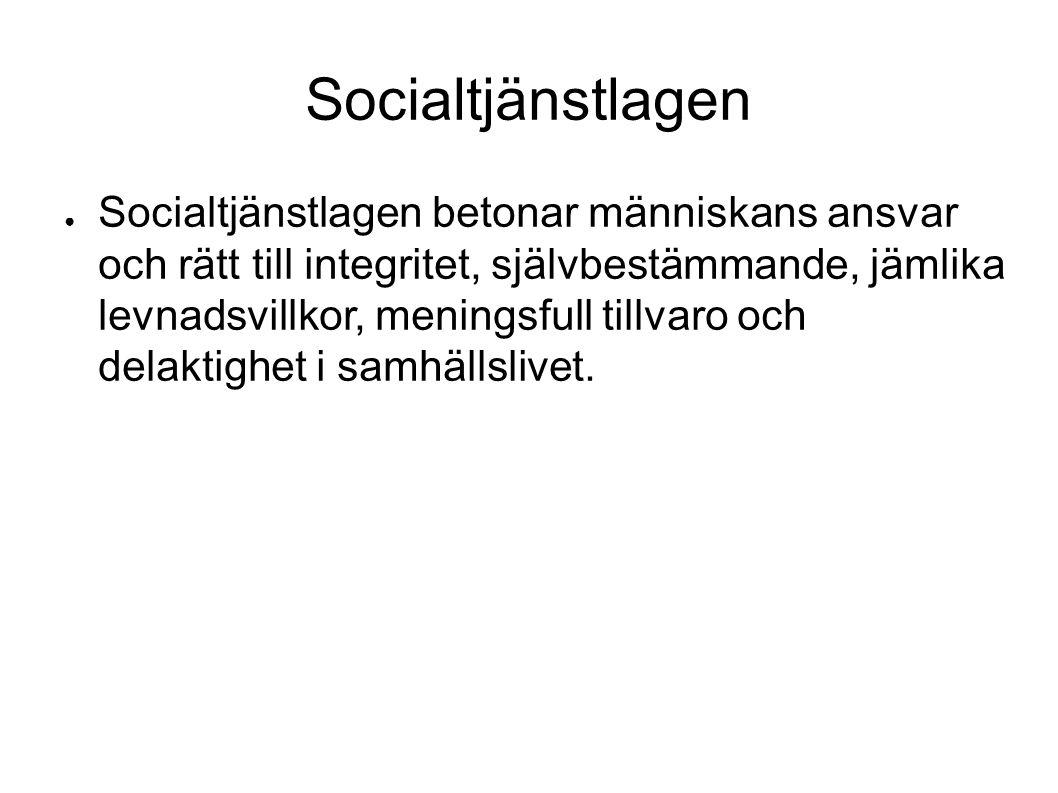 Socialtjänstlagen