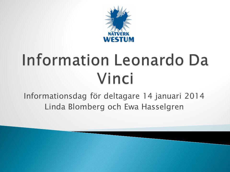 Information Leonardo Da Vinci