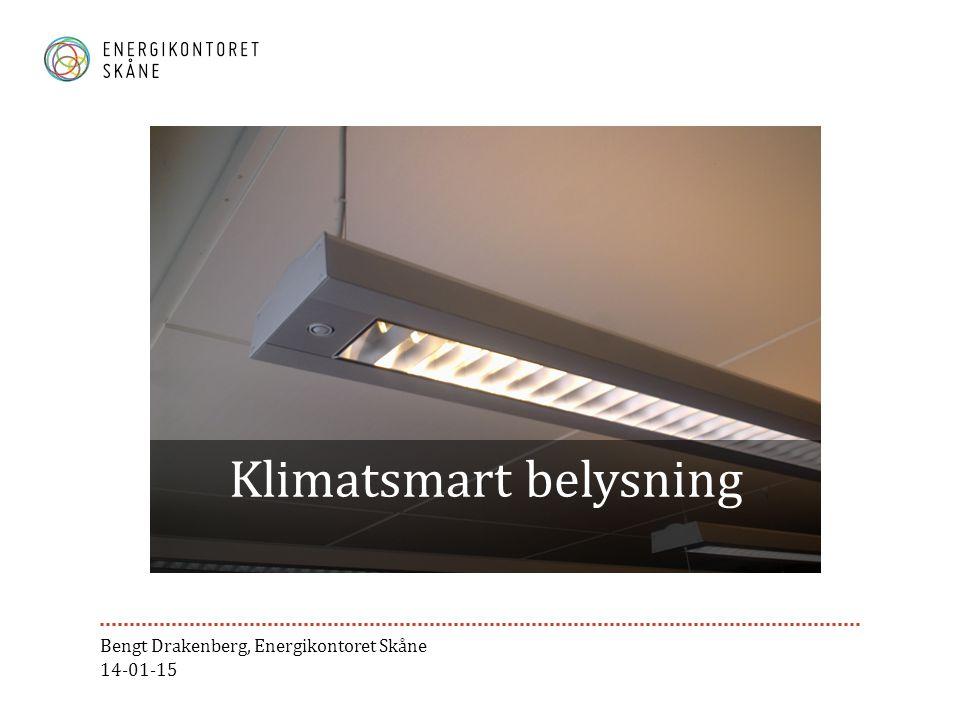 Klimatsmart belysning