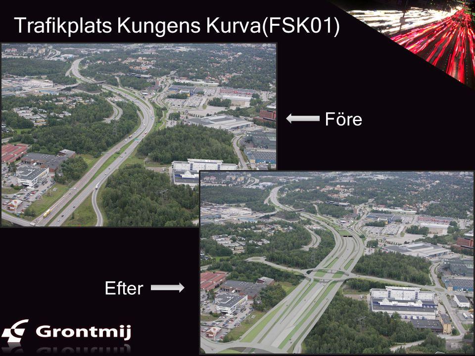 Trafikplats Kungens Kurva(FSK01)