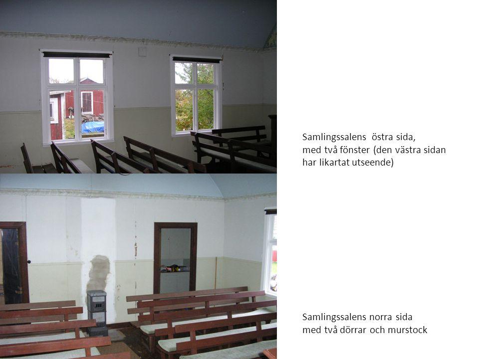 Samlingssalens östra sida,