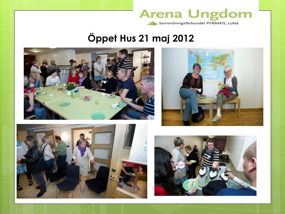 Öppet Hus 21 maj 2012