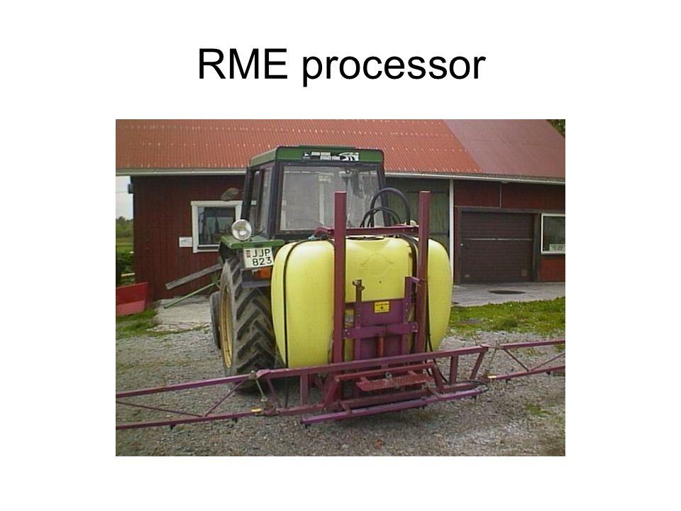 RME processor