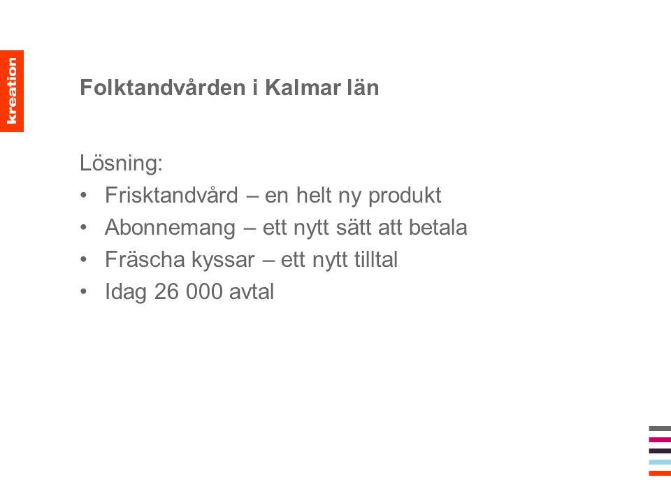 Folktandvården i Kalmar län
