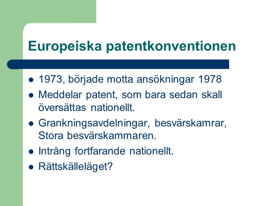 Europeiska patentkonventionen