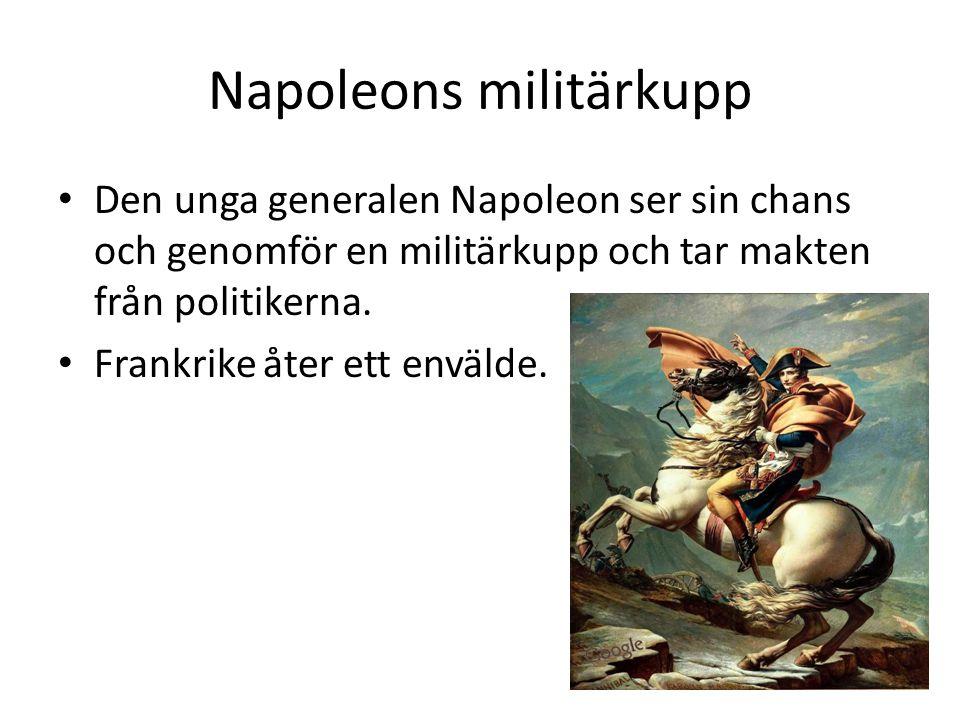 Napoleons militärkupp