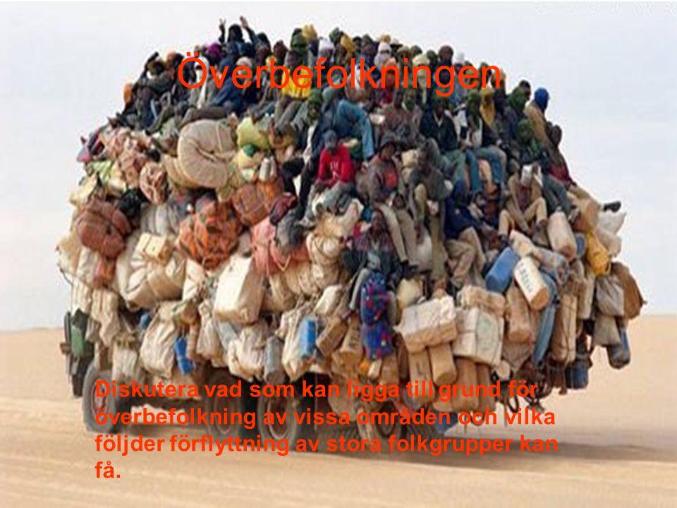 Överbefolkningen