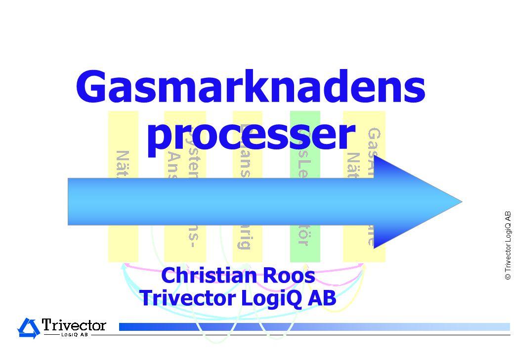 Gasmarknadens processer