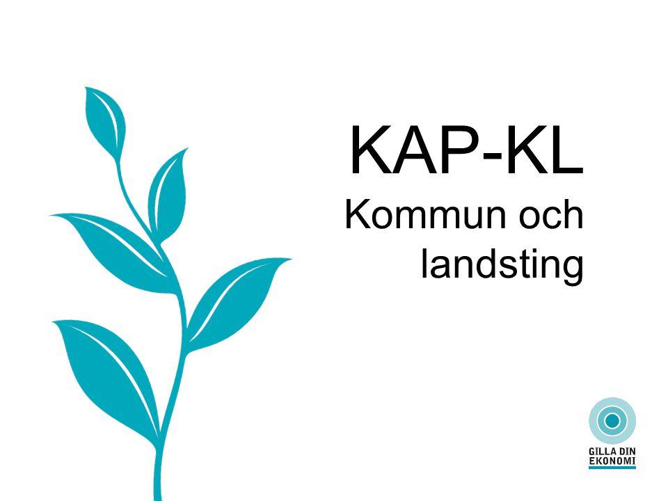 KAP-KL Kommun och landsting