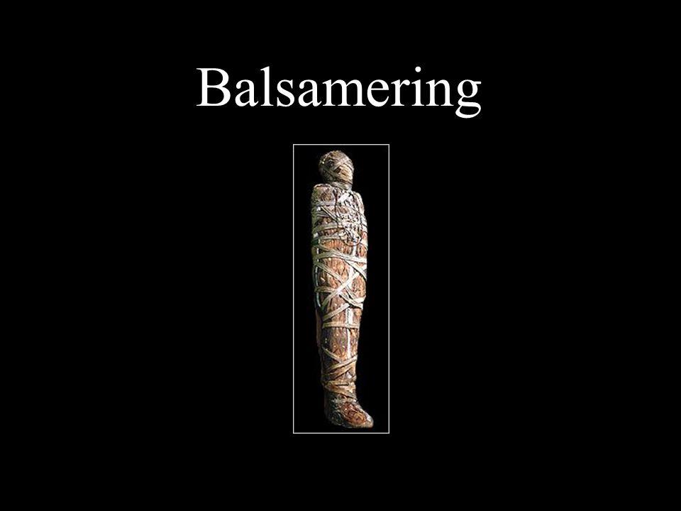 Balsamering
