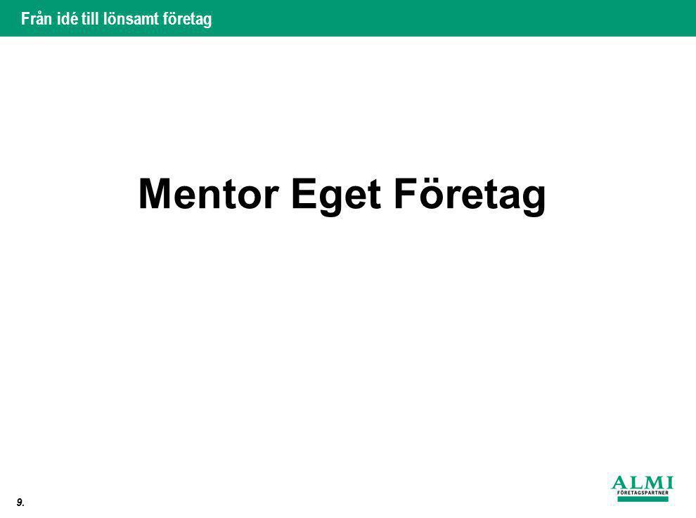 Mentor Eget Företag 9