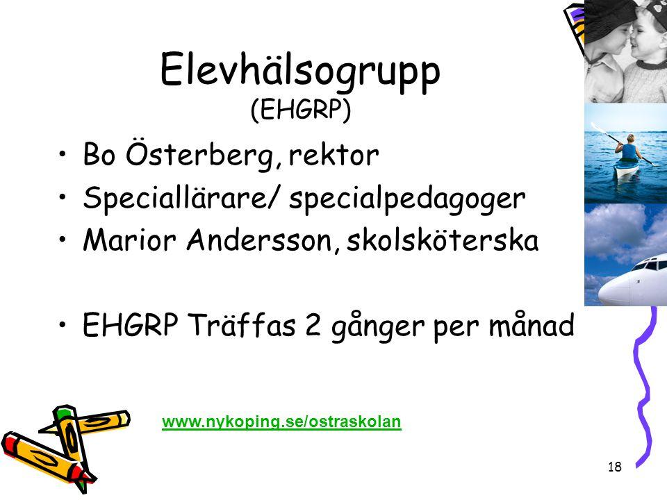 Elevhälsogrupp (EHGRP)