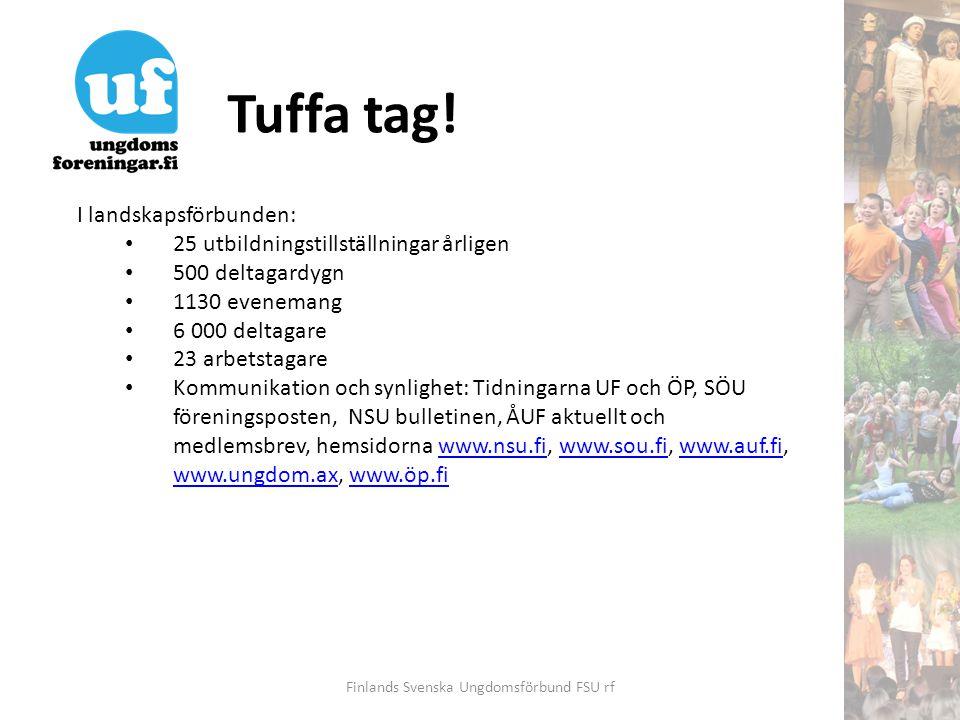 Finlands Svenska Ungdomsförbund FSU rf