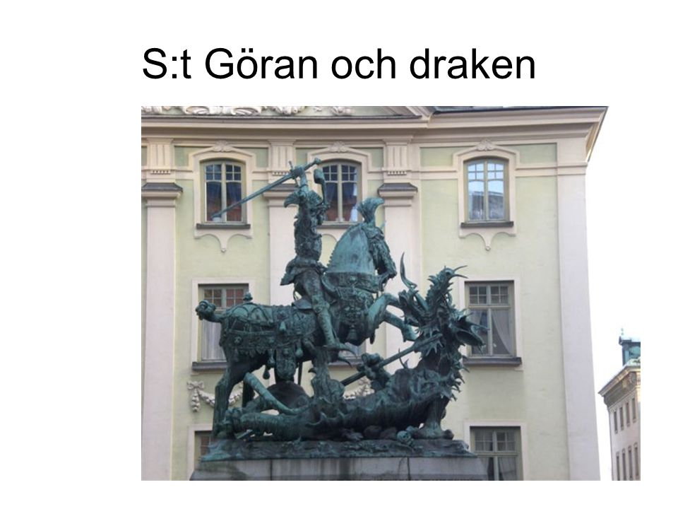 S:t Göran och draken