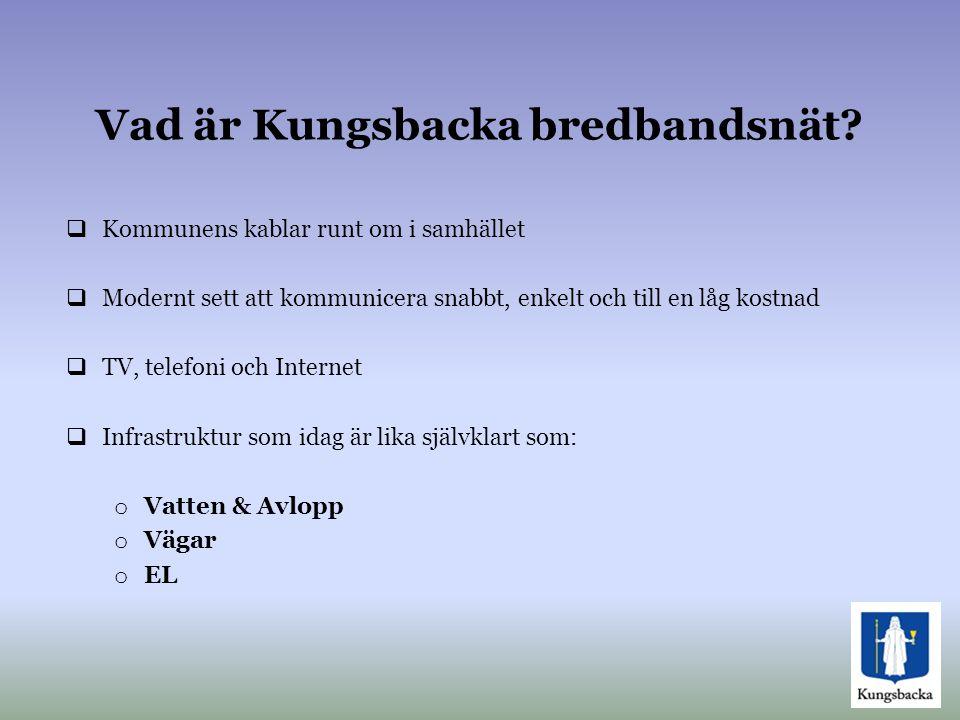 Vad är Kungsbacka bredbandsnät