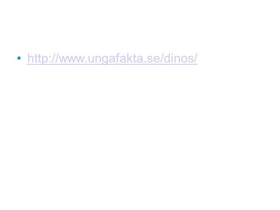 http://www.ungafakta.se/dinos/