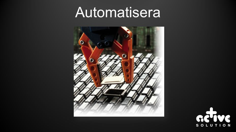 Automatisera