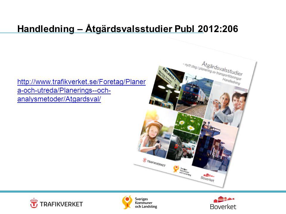 Handledning – Åtgärdsvalsstudier Publ 2012:206