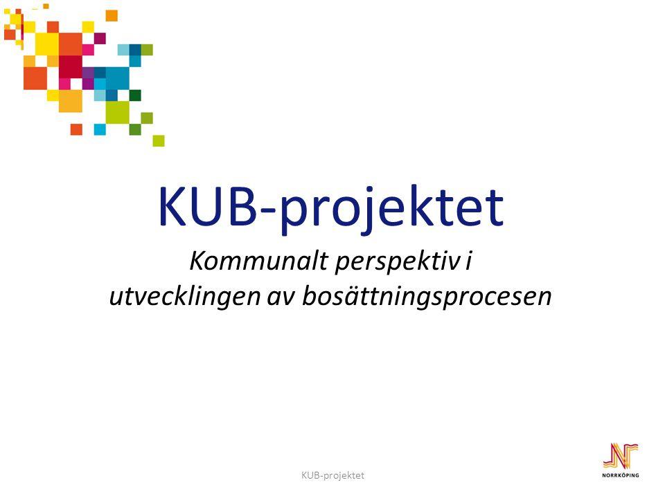 KUB-projektet och koppling till informationsverige.se