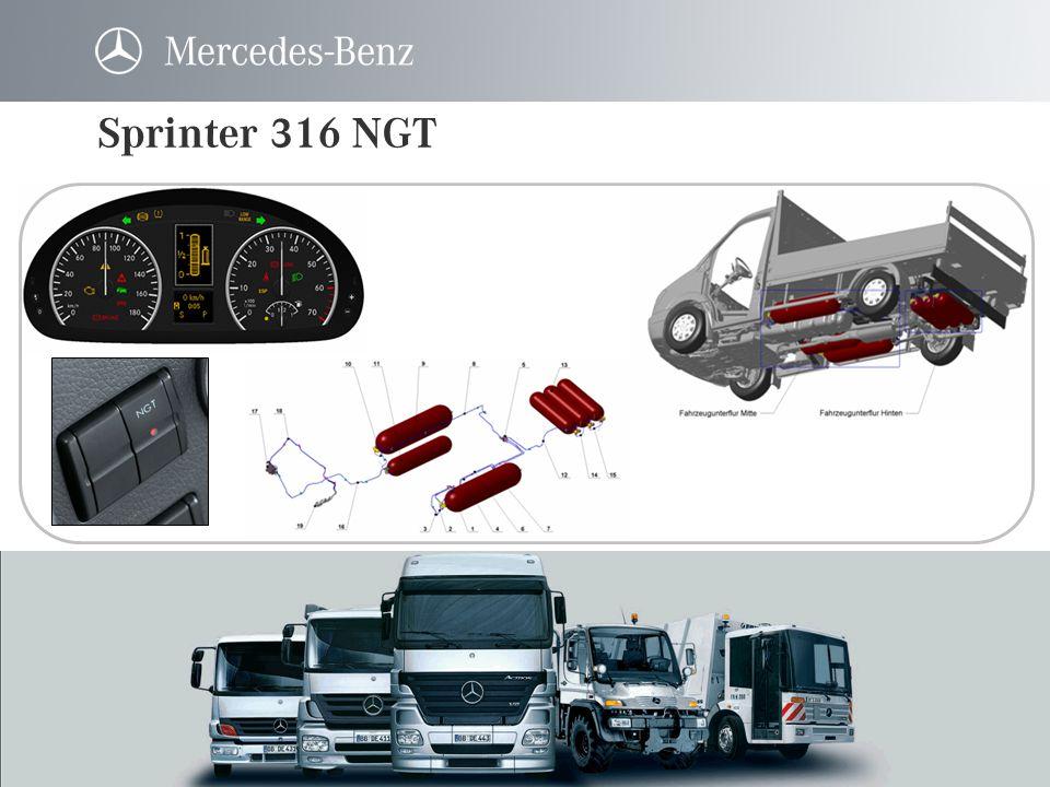 Sprinter 316 NGT