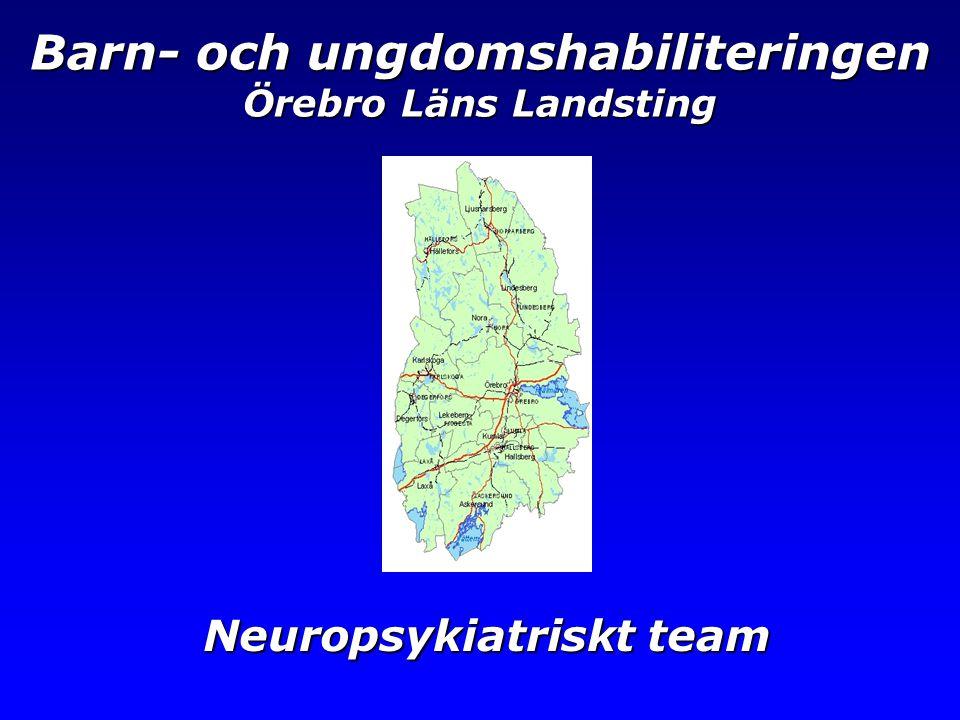 Neuropsykiatriskt team