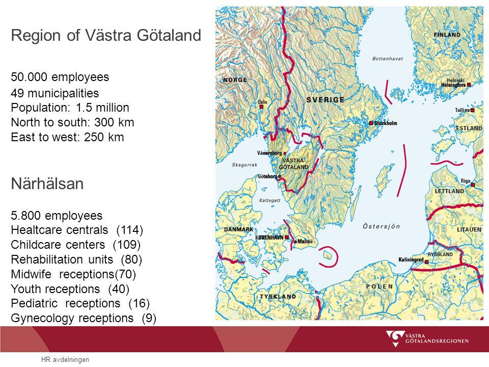 Region of Västra Götaland