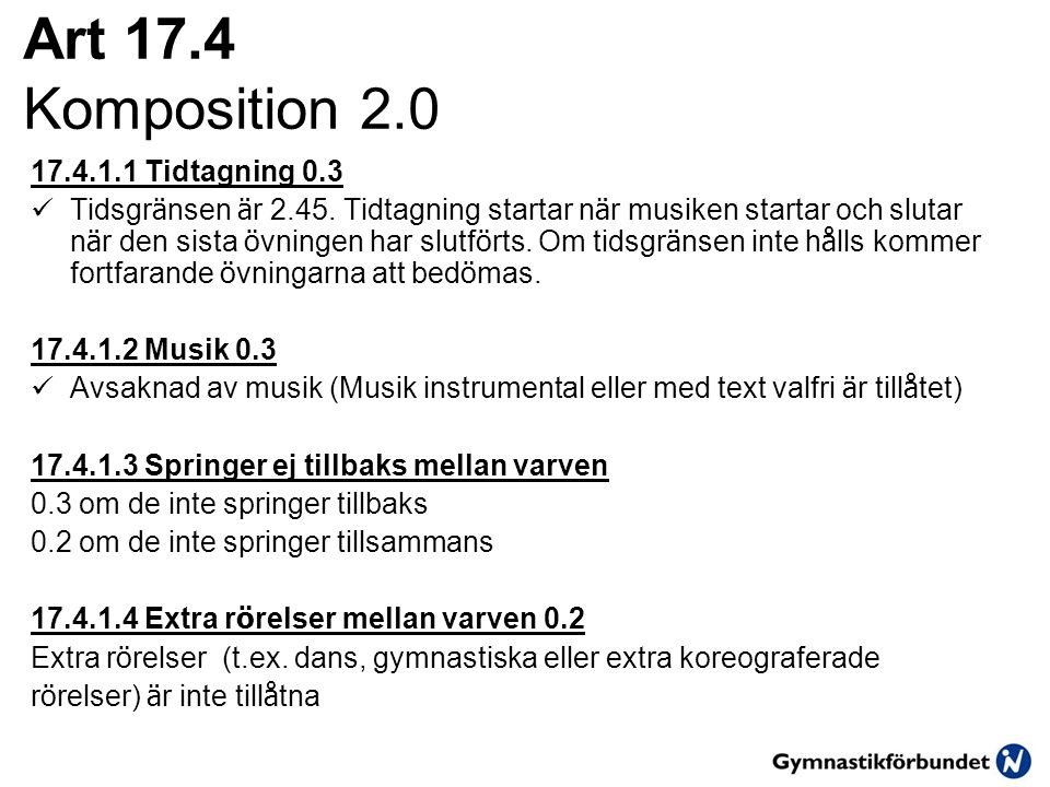 Art 17.4 Komposition 2.0 17.4.1.1 Tidtagning 0.3