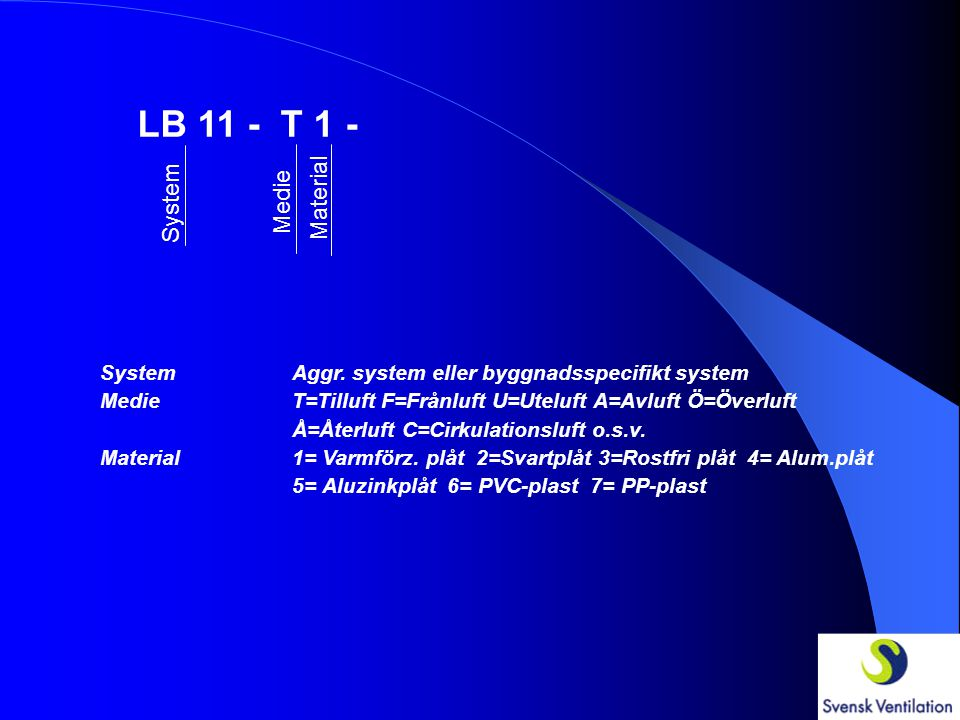 LB 11 - T 1 - Material System Medie