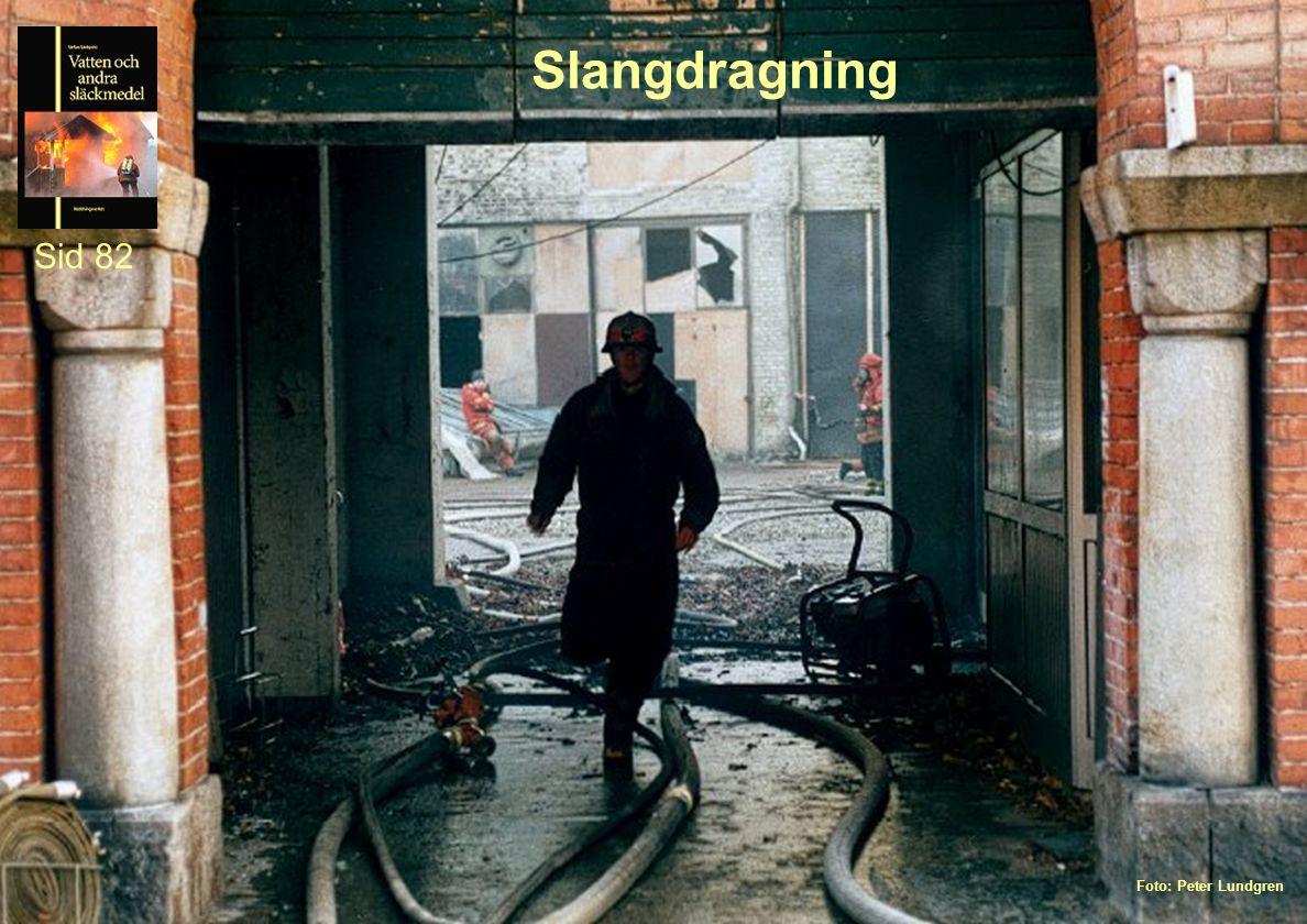 Slangdragning Sid 82 Foto: Peter Lundgren