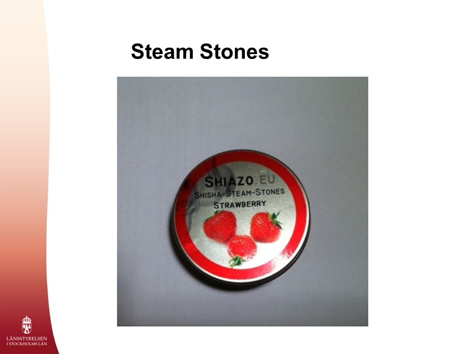 Steam Stones