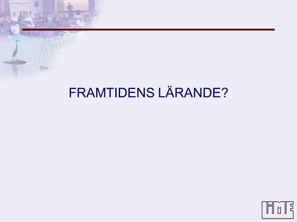 FRAMTIDENS LÄRANDE
